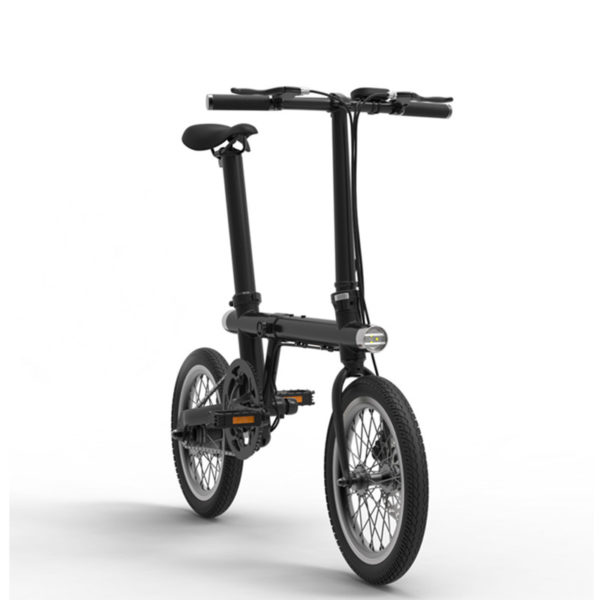 Foldable e-bike