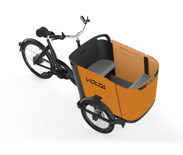 Scooter e-bike